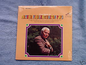 BOSTON POPS Arthur Fiedler Best of 1965 Sealed RCA LP