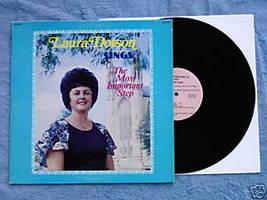 LAURA DOTSON Most Important Step LP Ula-Joy Religious - $5.79