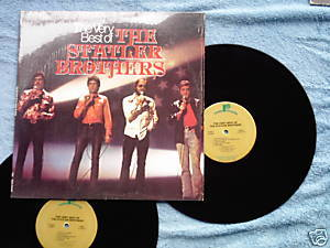 STATLER BROTHERS Very Best of 2X LP shrink