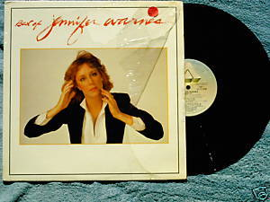 JENNIFER WARNES Best of 1982 LP shrink Right Time Night