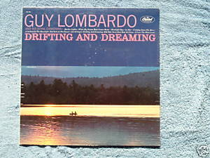 GUY LOMBARDO Drifting & Dreaming Sealed LP Capitol