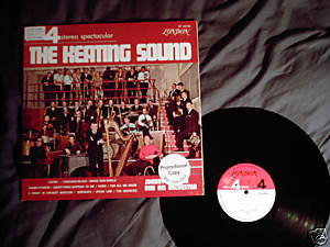 Johnny Keating Sound Phase 4 LP Jim Sullivan UK jazz 64