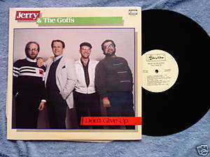 JERRY & THE GOFFS Don't Give Up 1986 LP gospel Gentry