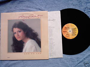 AMY GRANT Age to Age 1982 LP Christian pop lyric sheet