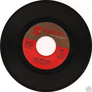 Harold Betters 45 funky soul Hot Tamale Man Hal Blaine