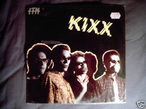 Kixx sealed free jazz funk noise German LP Lars Rudolph