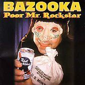 Poor Mr. Rockstar Bazooka new CD SST free jazz guitar