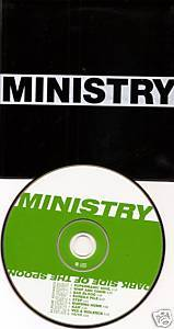 Dark Side of Spoon Ministry CD rare advnce industrial