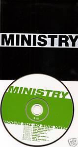 Dark Side of Spoon Ministry CD rare advnce industrial Bonanza