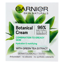GARNIER SKIN ACTIVE - BOTANICAL DAY CREAM WITH GREEN TEA - 50 ml - $18.00