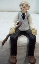 Diana Manning Grandfather Figurine Family Friends Collection Limited Edi... - $10.88