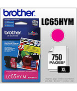 Brother LC65HYM High Yield Ink Cartridge for MFC-5890CN Printer - 750 Pa... - $37.63