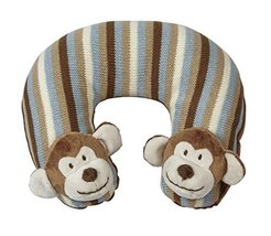 Maison Chic Travel Pillow, Mike The Monkey image 3