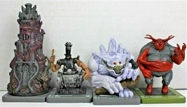 Dreamblade Miniature Lot of 4 Uncommons Wizards of the Coast 2006 - 2007... - $15.99
