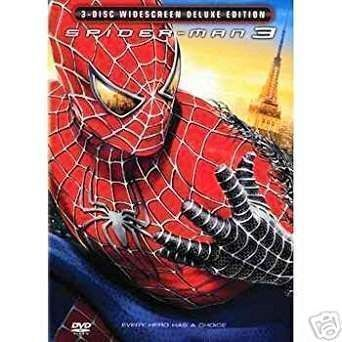 Primary image for Spider-Man 3 - DVD 3 Disc Widescreen Edition ( Ex Cond.)