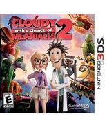Cloudy With a Chance of Meatballs 2 (Nintendo 3DS, 2013) - $25.05 CAD