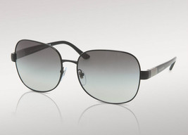 Authentic & new BVLGARI mens ladies aviator metal sunglasses 6042 239/8G unisex - $305.73