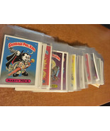 1985 Garbage Pail Kids UK Minis S1 #1-41 a&b : PICK SINGLE CARDS FROM DR... - $2.95