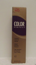 Original Wella Color Perfecto Profesional Permanente Crema Gel Coloració... - $4.65+