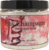 Pink Champagne Walnut Body Scrub - $18.42+