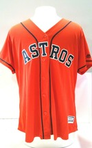 Houston Astros Carlos Correa Majestic Orange MLB Jersey Youth XL  - $49.39