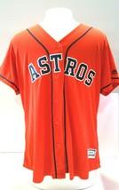 Houston Astros Carlos Correa Majestic Orange MLB Jersey Youth XL  - $49.39