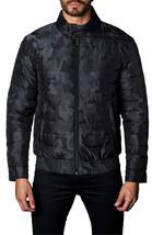 Jared Lang Chicago Men Red Black Camo Down Puffer Jacket Coat - $119.99