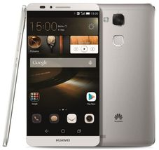 huawei ascend mate 7 (model L09) 32gb 3gb silver 6inch android 4g lte sm... - $268.80