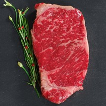 Wagyu Beef New York Strip Steaks - MS 5/6 - 2 steaks, 12 oz ea - $112.35