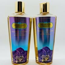 2 Victoria's Secret MOONLIGHT DREAM Body Wash Gel 8.4 fl.oz New Hard To ... - $34.60