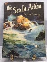 The Sea In Action #83 By Earl Daniels EUC A Walter T Foster Publication 8C - $5.93