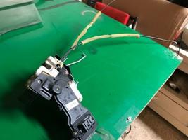 2004-2008 MAZDA RX8 FRONT LEFT LH DRIVER SIDE DOOR LOCK LATCH ACTUATOR OEM - $27.72