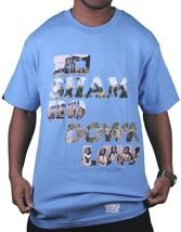 In4mation Hawaii Roshambo Giù Basso Rock Carta Forbici T-Shirt USA Fatto Blu Nwt