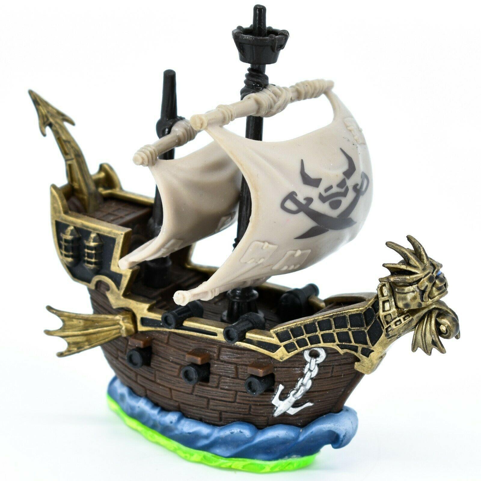 Activision Skylanders Spyro's Adventure Pirate Seas Galleon Ship Level Loose