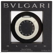 Bvlgari Black Eau de Toilette Spray 2.5oz 75ml * New in Box Sealed * Low Ship - $43.11
