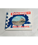 1960s Bad Lands South Dakota SD 10 Plastichrome Reproduction Views Trave... - $9.09