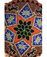 Old Sumatra Ceremonial Hand Beaded Coolie Conic... - $346.49
