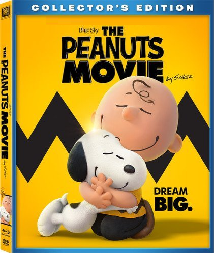 The Peanuts Movie [Blu-ray + DVD]