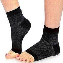 TasomSox Ankle Sleeve Plantar Fasciitis Foot Care Compression Socks Men ... - £6.43 GBP