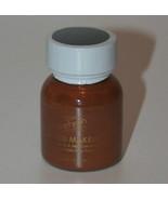 Liquid Makeup  Brown  Body and Hair Mehron Theatrical Makeup 1 oz USA - $5.89