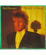 Rod Stewart - Tonight I'm Yours Vinyl - $7.00