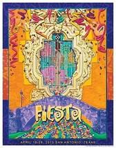 San Antonio Fiesta 2013 Poster 24 X 36 Inches Looks Beautiful - $19.94