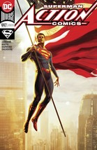 DC Superman Action Comics 997 Variant Cover B Kaare Andrews  - $7.91