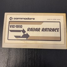 COMMODORE VIC 20 Radar Rat Race tested arcade game cartridge action cart... - $7.99