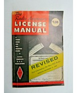 The Radio Amateur's License Manual By American Radio Relay League 1973 B... - $8.00