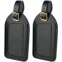 Travel Smart(R) P2010X Leather Luggage Tags, 2 pk - $25.36