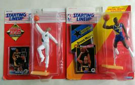 1992 & 1995 NBA Starting Lineup Reggie Miller - $39.59