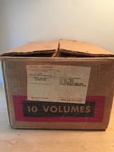 "Vintage 1971 Grolier ""The Book of Popular Science"" complete 10 book set (unused) image 3"