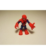 Spider Man Super Hero Squad Adventure Marvel  2011 Spiderman - $4.99