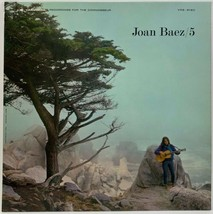 Joan Baez /5 • Record LP • Vanguard VRS-9180 - £6.68 GBP
